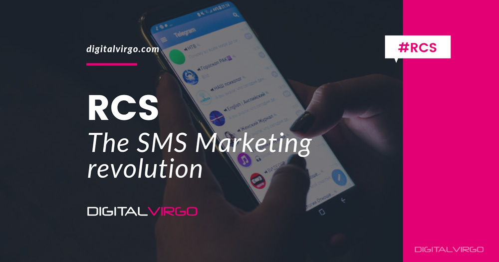 RCS, the SMS Marketing Revolution