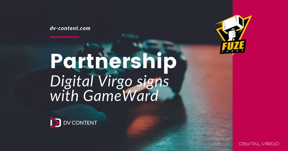 Digital Virgo signs a new partnership with Gameward