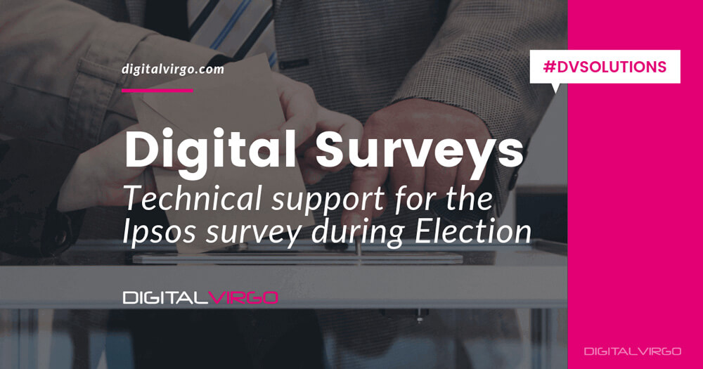 Technical support for Ipsos in Poland