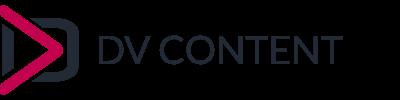 Logo of DV Content