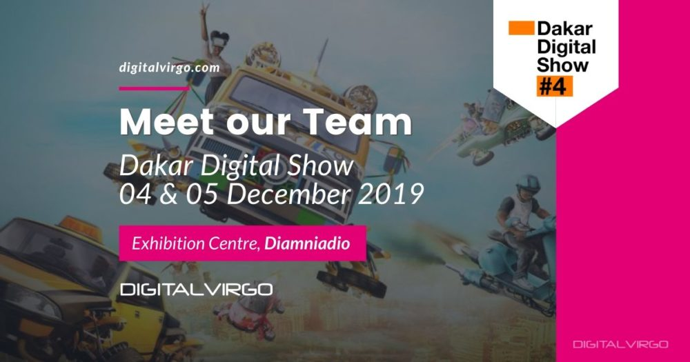 Post featured image for Dakar Digital Show 2019