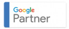 Logo of Google Partner, a Digital Virgo Partner
