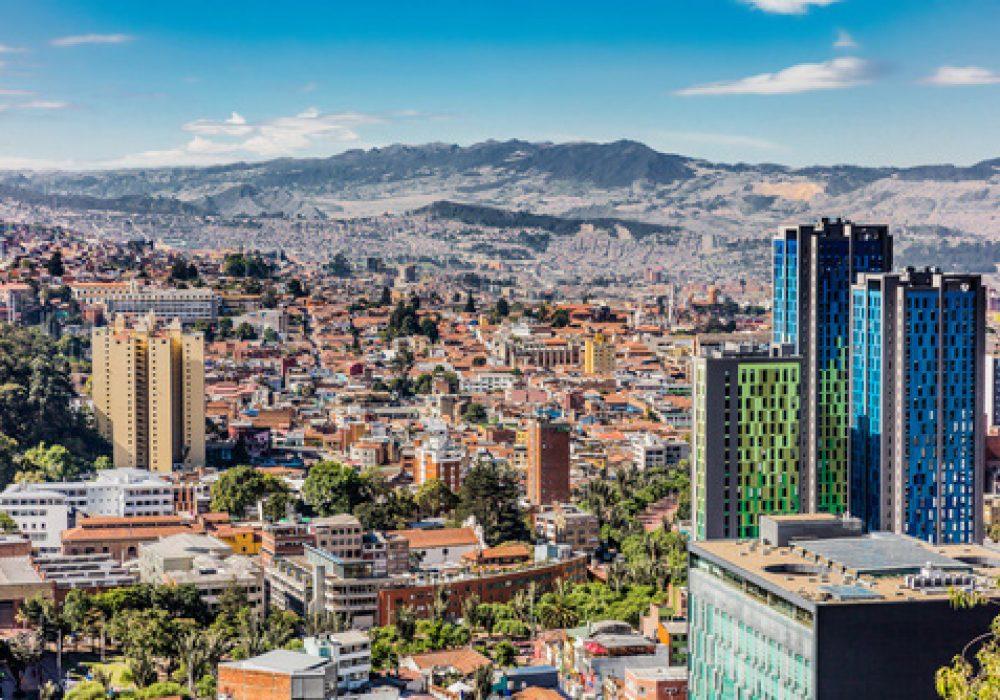 Bogota City